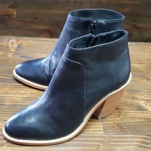 Loeffler Randall Women's Leather Boots US Size 7.5